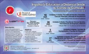 Promoción Impulsa la educación a distancia