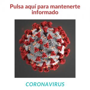 Imagen pulsa aquí para mantenerte informado sobre el Coronavirus