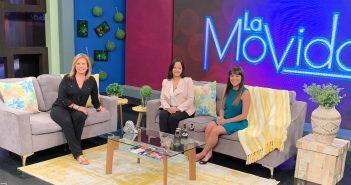 Imagen del Programa La Movida por MEGA TV.