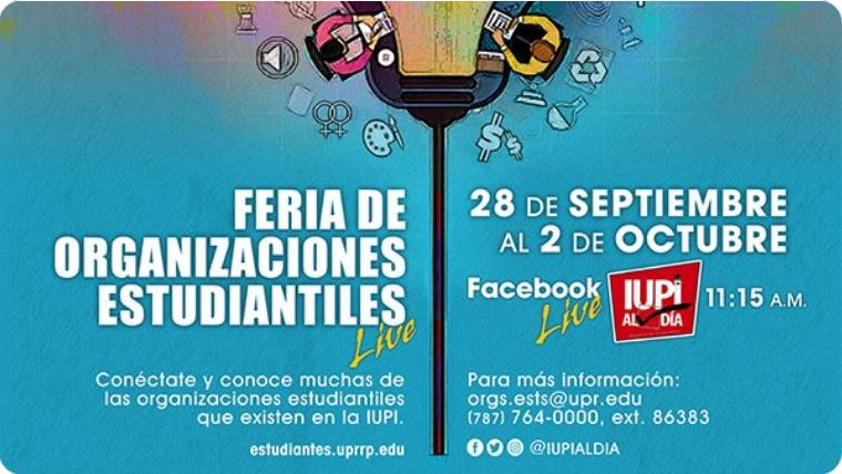 Feria de Organizaciones Estudiantiles