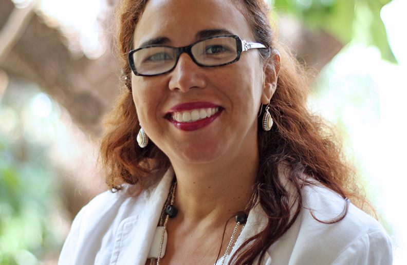foto Dra. Carmen Maldonado-Vlaar